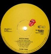 LP - Peter Tosh - Mystic Man