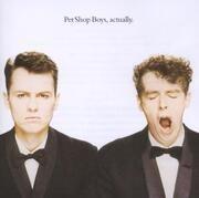 CD - Pet Shop Boys - Actually