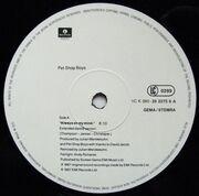 12'' - Pet Shop Boys - Always On My Mind