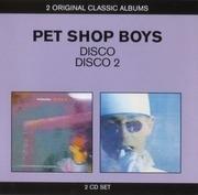 CD - Pet Shop Boys - Disco