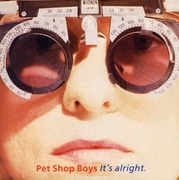 7'' - Pet Shop Boys - It's Alright