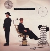 12inch Vinyl Single - Pet Shop Boys - Left To My Own Devices