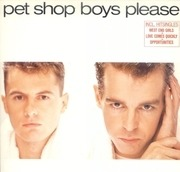 LP - Pet Shop Boys - Please