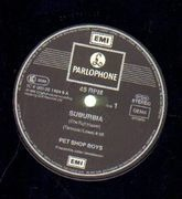 12'' - Pet Shop Boys - Suburbia