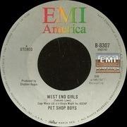 7'' - Pet Shop Boys - West End Girls