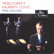 12'' - Phil Collins - You Can't Hurry Love
