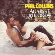 7inch Vinyl Single - Phil Collins - Against All Odds (Take A Look At Me Now)