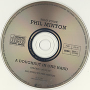 CD - Phil Minton - A Doughnut In One Hand