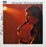 LP - Phil Woods And Gene Quill - Phil And Quill - Gatefold