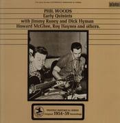 LP - Phil Woods - Early Quintets