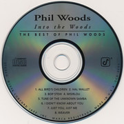 CD - Phil Woods - Into The Woods (The Best Of Phil Woods)