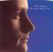 7'' - Phil Collins - You Can't Hurry Love
