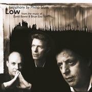 LP - Philip Glass - Low Symphony - 180g Vinyl mit Einleger im Deluxe PVC Sleeve, zum