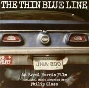 LP - Philip Glass - The Thin Blue Line