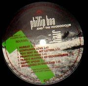 LP - Phillip Boa And The Voodooclub - Hair