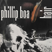 LP - Phillip Boa And The Voodoo Club - Hair