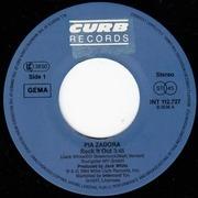 7'' - Pia Zadora - Rock It Out