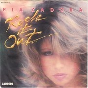 7'' - Pia Zadora - Rock It Out