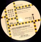 12'' - Pieces Of A Dream - Ain't My Love Enough (The New Mixes)