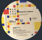 12'' - Pieces Of A Dream - Joyride