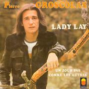 7inch Vinyl Single - Pierre Groscolas - Lady Lay