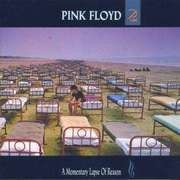 CD - Pink Floyd - A Momentary Lapse Of Reason