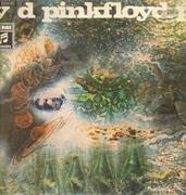 LP - Pink Floyd - A Saucerful Of Secrets - Holland/Germany