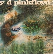 LP - Pink Floyd - A Saucerful Of Secrets - SCX 6258 DUTCH