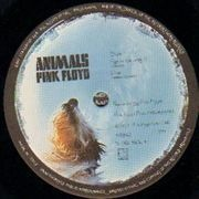 LP - Pink Floyd - Animals - Italy
