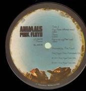 LP - Pink Floyd - Animals - USA NO BARCODE