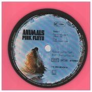 LP - Pink Floyd - Animals - GERMAN PINK VINYL!