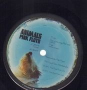 LP - Pink Floyd - Animals - Original US, No Barcode