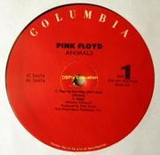 LP - Pink Floyd - Animals - RED LABELS