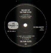 LP - Pink Floyd - Best Of - RARE DUTCH