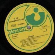 LP - Pink Floyd - Meddle - CLUB SONDERAUFLAGE