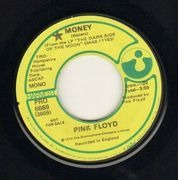7inch Vinyl Single - Pink Floyd - Money - Promo