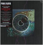 LP-Box - Pink Floyd - Pulse - 180GR. 4LP SET +52PG HARDBACK PHOTO BOOK