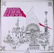 LP - Pink Floyd - Relics - UK PINK TEXT