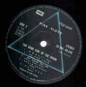 LP - Pink Floyd - The Dark Side Of The Moon - France