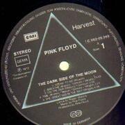 LP - Pink Floyd - The Dark Side Of The Moon - INC. POSTERS. GERMAN ORIG