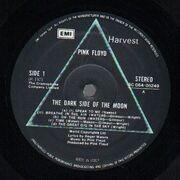 LP - Pink Floyd - The Dark Side Of The Moon - Original 1st Italian