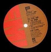LP - Pink Floyd - The Dark Side Of The Moon - PRO USE JAPAN w OBI, EMLF AUDIOPHILE