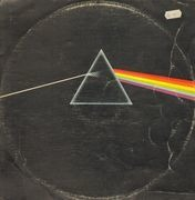 LP - Pink Floyd - The Dark Side Of The Moon - RARE