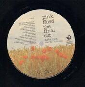 LP - Pink Floyd - The Final Cut - France