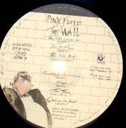 Double LP - Pink Floyd - The Wall - ITALIAN PRESS
