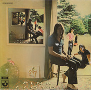 Double LP - Pink Floyd - Ummagumma - NO LABEL CODE