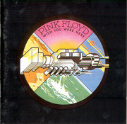 CD - Pink Floyd - Wish You Were Here