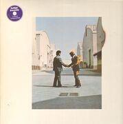 LP - Pink Floyd - Wish You Were Here - Blue Vinyl