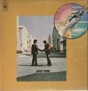 LP - Pink Floyd - Wish You Were Here - ISRAEL PRESSING