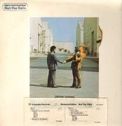 LP - Pink Floyd - Wish You Were Here - Rare US Promo